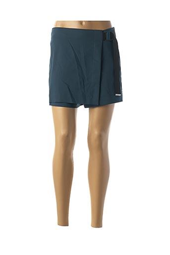 Jupe short bleu COP COPINE pour femme