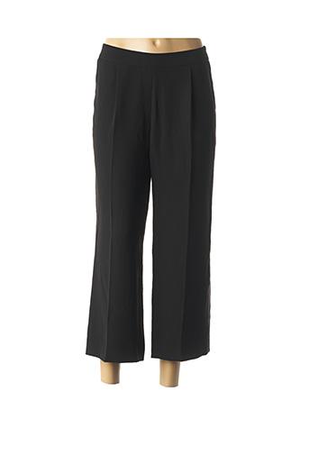Pantalon chic noir MAISON 123 pour femme