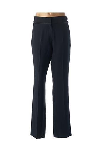 Pantalon chic bleu ZAPA pour femme