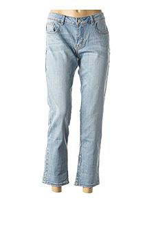 Jeans boyfriend bleu KOOKAI pour femme