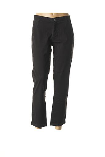 Pantalon 7/8 noir DDP pour femme