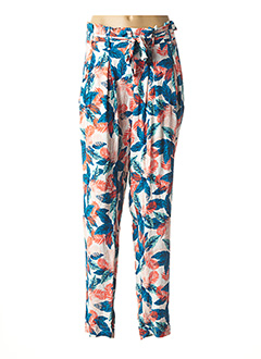 Pantalon 7/8 orange NAF NAF pour femme