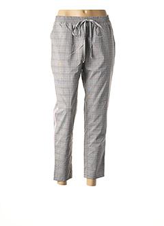 Pantalon 7/8 rose RINASCIMENTO pour femme