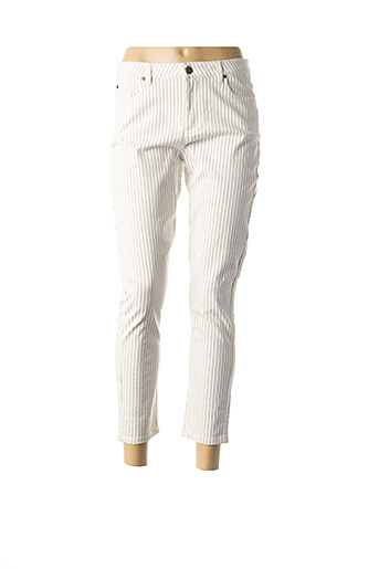 Pantalon 7/8 blanc BURTON pour femme