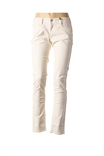 Pantalon casual rose CIMARRON pour femme