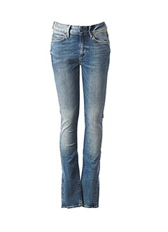 Jeans skinny bleu G STAR pour femme