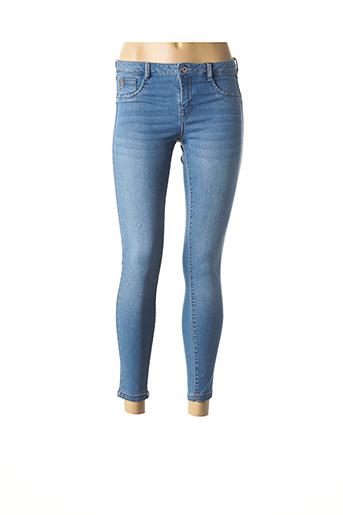 Jeans skinny bleu LFT pour femme