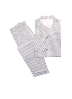 Pyjama jaune EMINENCE pour homme