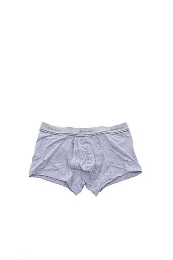 Shorty/Boxer gris EMINENCE pour homme