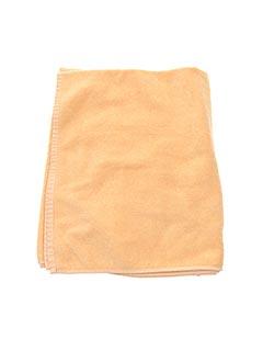 Serviette de plage orange HARTFORD pour femme