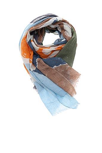 Foulard bleu ÉPICE pour femme