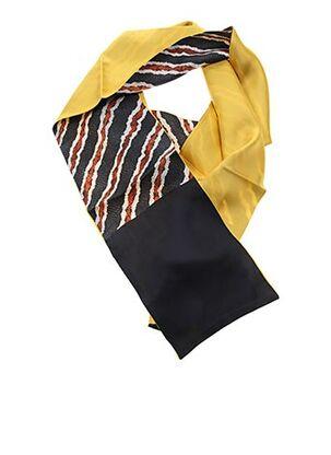 Foulard jaune BY MALENE BIRGER pour femme