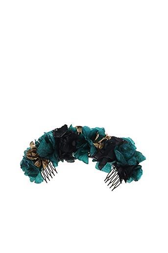 Accessoire pour cheveux bleu LES COURONNES DE VICTOIRE pour femme