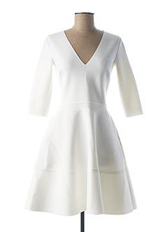 Robe de mariée blanc MAISON LEMOINE pour femme