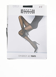 Collants vert WOLFORD pour femme