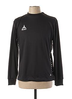 Sweat-shirt noir SELECT pour enfant