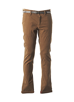 Pantalon casual marron NO EXCESS pour homme
