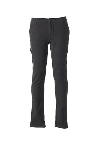 Pantalon casual gris NO EXCESS pour homme