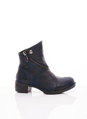 Bottines/Boots bleu LES P'TITES BOMBES pour fille