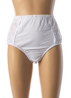 Slip/Culotte blanc DAMART pour femme