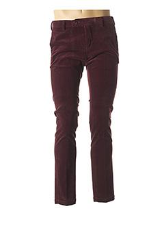 Pantalon chic rouge AT.P.CO pour homme