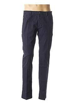 Pantalon casual bleu GANESH pour homme