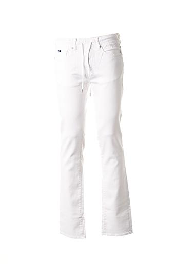 Pantalon casual blanc GAS pour homme