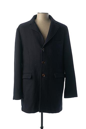 Manteau long bleu AT.P.CO pour homme