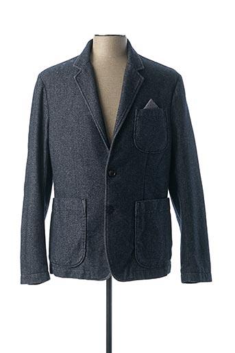 Veste chic / Blazer bleu GAS pour homme