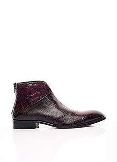 Bottines/Boots violet JO GHOST pour femme