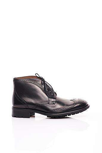 Bottines/Boots noir PROFESSION BOTTIER pour homme