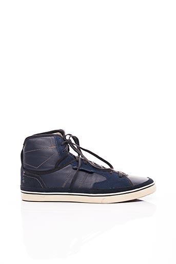 Baskets bleu G STAR pour homme