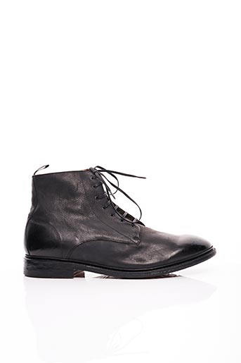 Bottines/Boots noir CORDWAINER pour homme