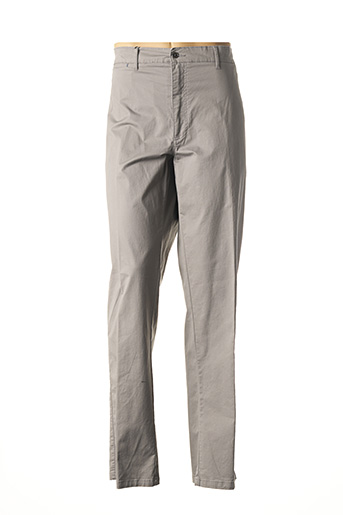 Pantalon casual gris LCDN pour homme