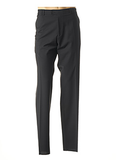 Pantalon casual noir GIANNI MARCO pour homme
