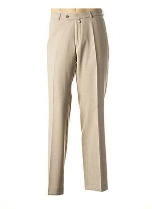 Pantalon casual beige DIGEL pour homme