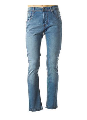Pantalon casual bleu RED WAVE BY NALO pour homme