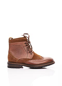 Bottines/Boots marron ARTON SHOES pour homme
