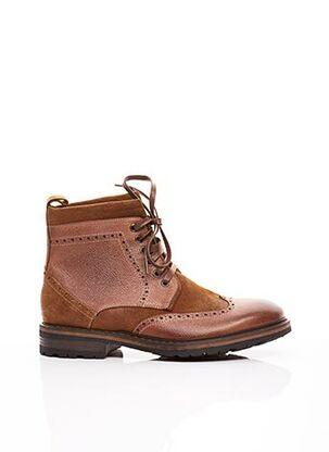 Bottines/Boots marron ARTON SHOES pour homme