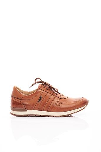 Baskets marron ARTON SHOES pour homme