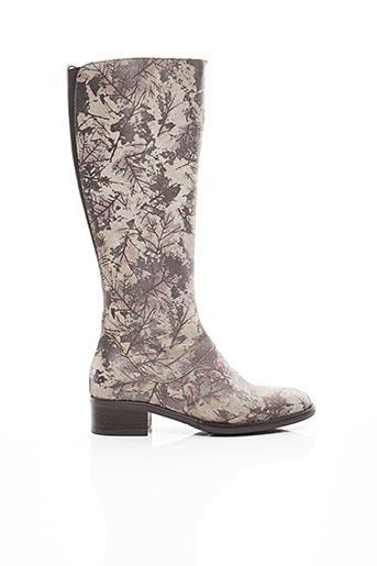 Bottes gris ARRIVA pour femme