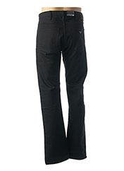 Pantalon casual noir ARMANI pour homme seconde vue