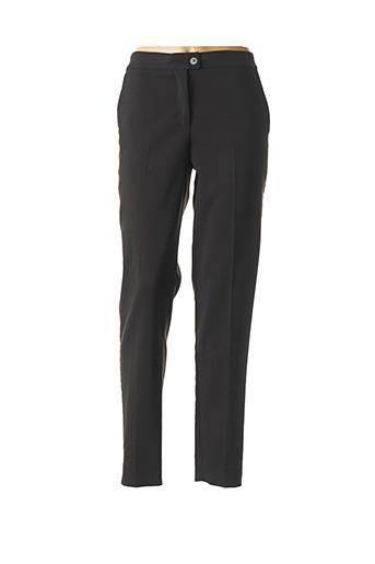 Pantalon casual noir ARMANI pour femme
