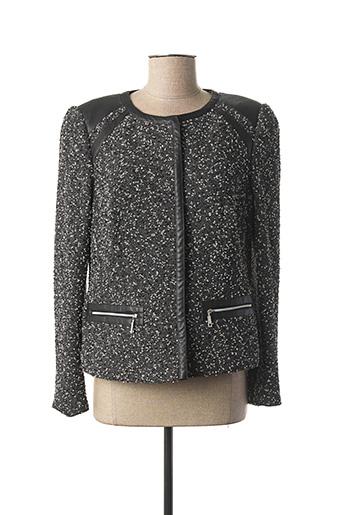 Veste chic / Blazer gris BASLER pour femme