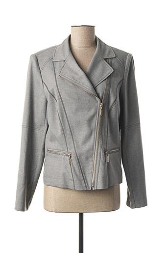 Veste chic / Blazer gris BETTY BARCLAY pour femme