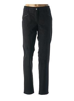 Pantalon casual noir GERRY WEBER pour femme