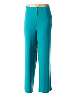 Pantalon casual bleu BE THE QUEEN pour femme
