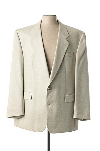Veste chic / Blazer beige CARL GROSS pour homme