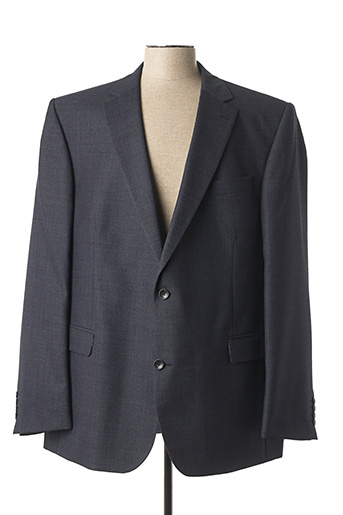 Veste chic / Blazer bleu CARL GROSS pour homme