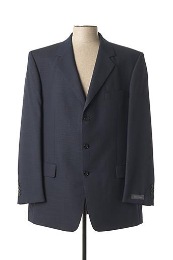 Veste chic / Blazer bleu PIERRE LAFFITTE pour homme